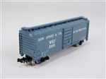 Dow Jones / Wall Street Journal Toy Train Car