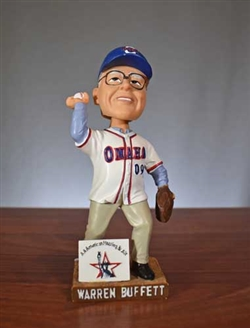 2009 Limited Edition Warren Buffett Bobblehead