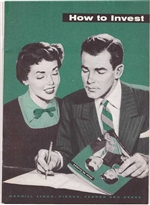 1955 Merrill Lynch - How To Invest Booklet