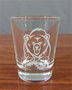 Bear Shot Glass -  Set of 4
