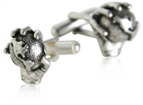 World in Your Hands Cufflinks