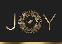 Holiday Joy Card - PREMIUM