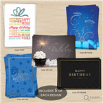 Variety Pack Corporate Birthday Assortment