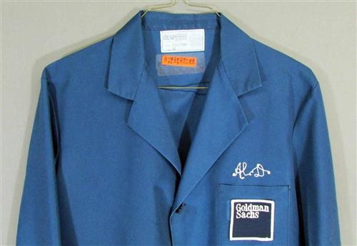 Vintage Goldman Sachs Floor Trader S Jacket