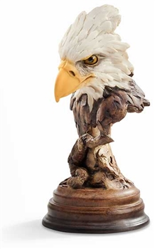Aerie - Bald Eagle Sculpture