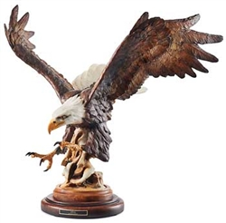 Liberty - American Bald Eagle Sculpture