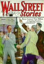 Wall Street Stories Poster