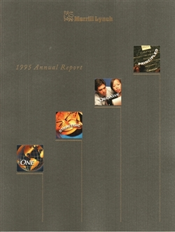 1995 Merrill Lynch Annual Report