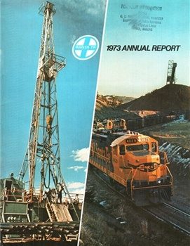1973 Santa Fe Industries, Inc.  Annual Report