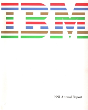 1991 IBM Annual Report