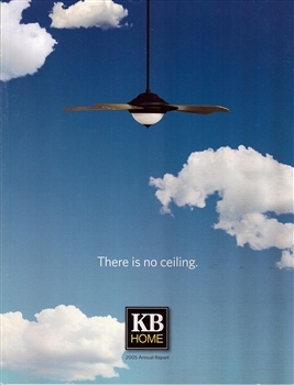 2005 KB Home Annual Report