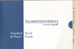 1998 SalomonSmithBarney Stock Guide
