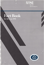 1991 New York Stock Exchange (NYSE) Fact Book