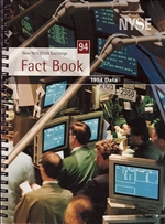 1994 New York Stock Exchange (NYSE) Fact Book