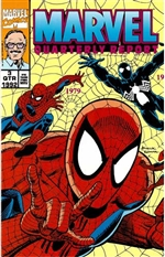 Marvel Quarterly Report - Spider-Man 1992 Quarter 3
