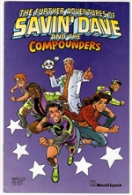 Savin' Dave and The Compounders - Merrill Lynch Comic