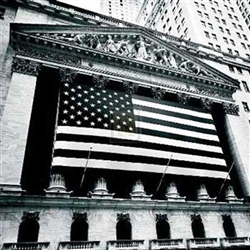 New York Stock Exchange Giclee Print