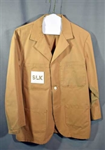 NYSE Floor Trader Jacket - SLK Tan