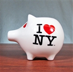 I Love NY Piggy Bank