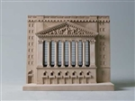 The New York Stock Exchange Facade Sculpture