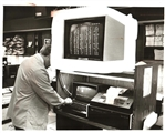 Chicago Tribune Photo Archive – Midwest Stock Exchange Trader Terminal