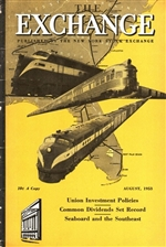 The Exchange Magazine – August 1953