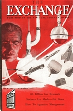 The Exchange Magazine – December 1954