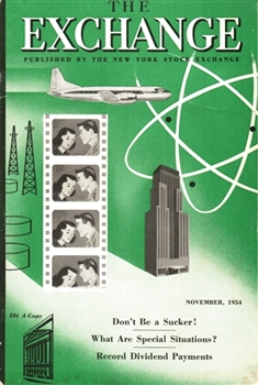The Exchange Magazine – November 1954