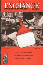 The Exchange Magazine – May 1955