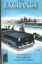 The Exchange Magazine – June 1955