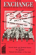 The Exchange Magazine – July 1955