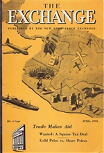 The Exchange Magazine - April 1953