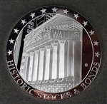 Wall Street Thomas Edison Coin