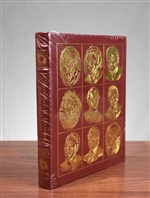 Character Is Destiny Signed by John McCain - Easton Press
