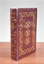 The World Rushed In by J.S. Holliday - Easton Press Leather