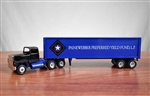 PaineWebber Semi Tractor Trailer Model