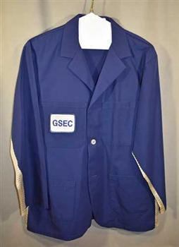 Goldman Sachs Floor Trader Jacket  Navy - NYSE