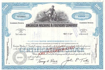 American Machine & Foundry Company