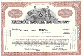 American Natural Gas Company - Red
