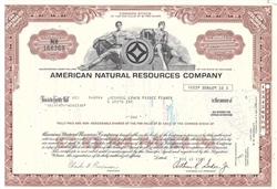 American Natural Resources Company - Red