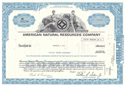 American Natural Resources Company - Blue