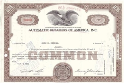 Automatic Retailers of America, Inc. - Brown
