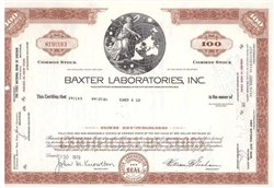 Baxter Laboratories, Inc.
