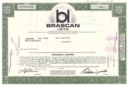 Brascan Limited - Green