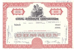 Canal-Randolph Corporation - Red