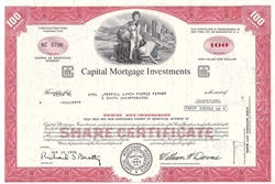 Capital Mortgage Investments - Merrill Lynch