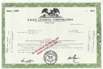 Eagle General Corp - Green