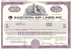Eastern Air Lines, Inc. Bond