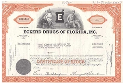 Eckerd Drugs of Florida, Inc.