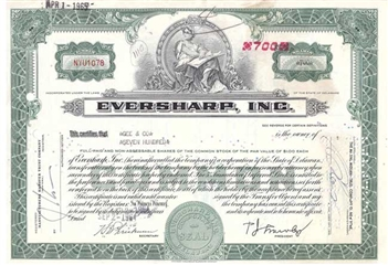Eversharp, Inc. - Green